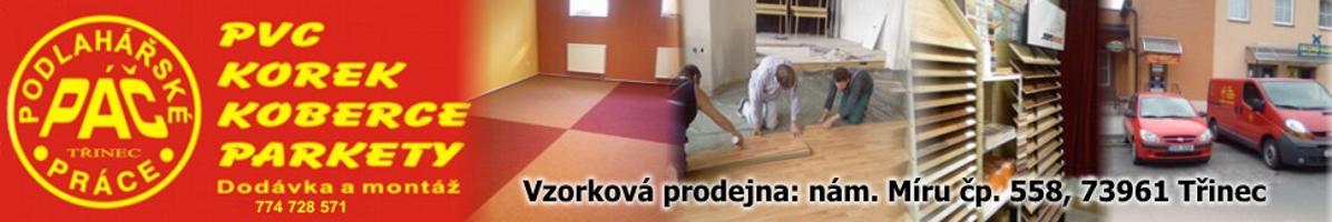 PÁČ - podlahářské práce